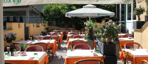 Gastgarten Ristorante Pizzeria da Giacomo Salzburg